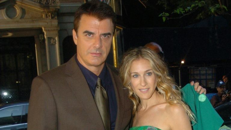Chris Noth is returning to Sex and the City's reboot