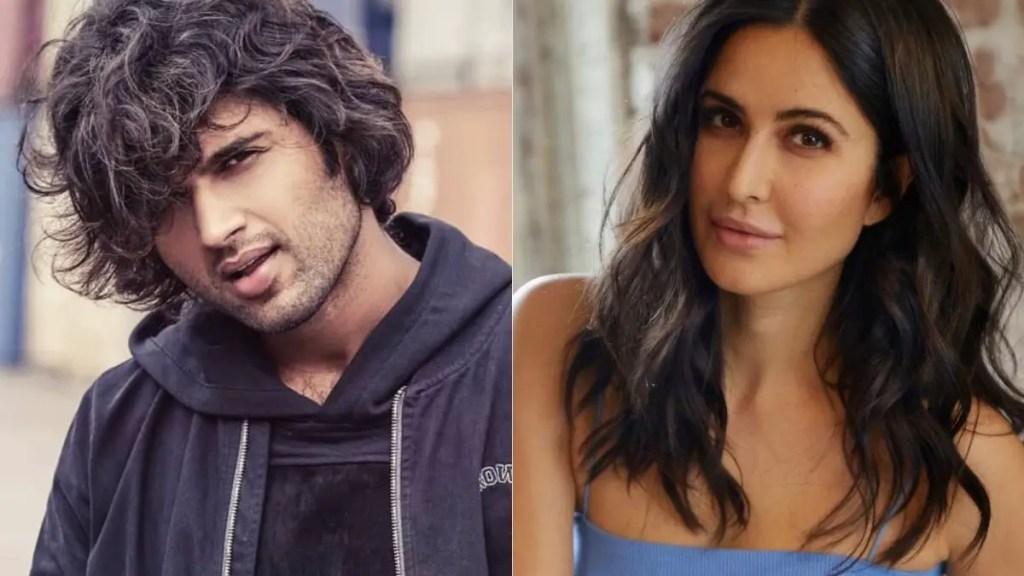 Vijay Deverakonda to star alongside Katrina Kaif in his next