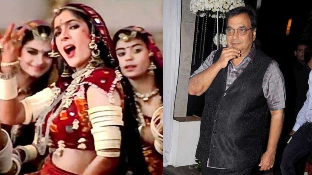 Subhash Ghai replied to Neena Gupta after she recalled feeling embarrassed when Subhash asked him to wear 'Heavily Padded Bra'