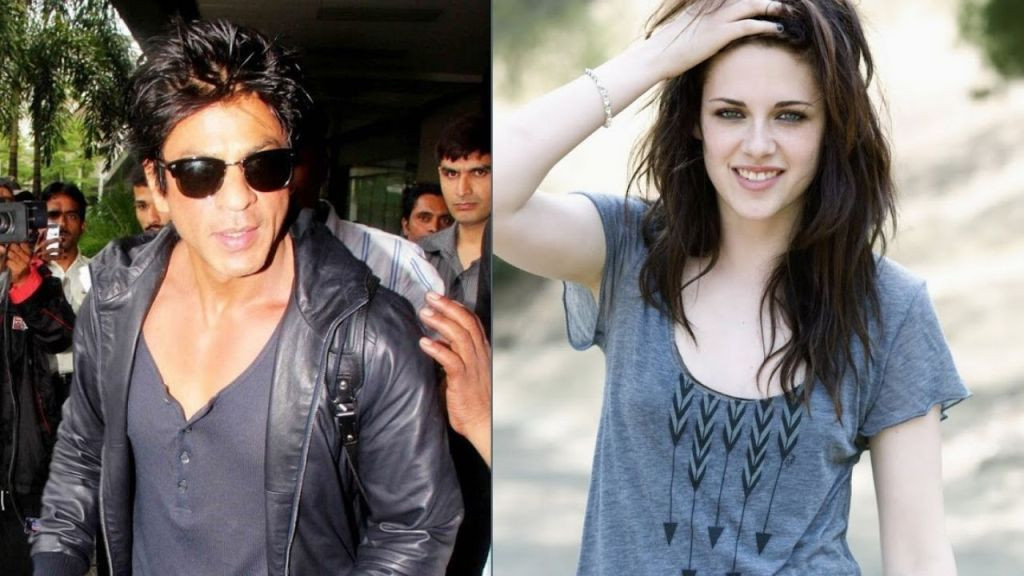 Kristen Stewart is inspired by Shah Rukh Khan, said she wants to work with him