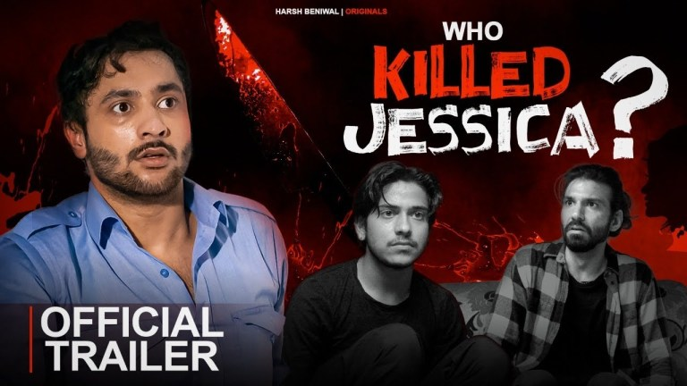 Harsh Beniwal new video 'Who Killed Jessica' trailer trending on twitter. Check out the release date and time of his video here