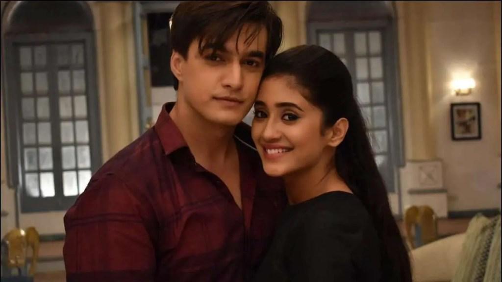 Are Shivangi Joshi and Mohsin Khan still dating?