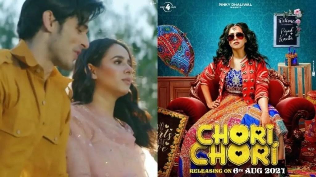 Chori Chori song: Sunanda Sharma and Priyank Sharma surprised their fans with their incredible song together.