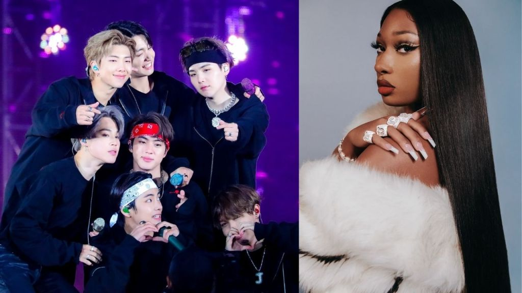 bts butter remix to be a collaboration with megan thee stallion