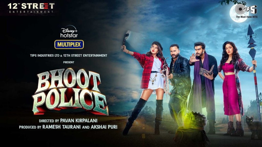 Bhoot Police release date Hotstar: Also watch the trailer and fans reaction here!