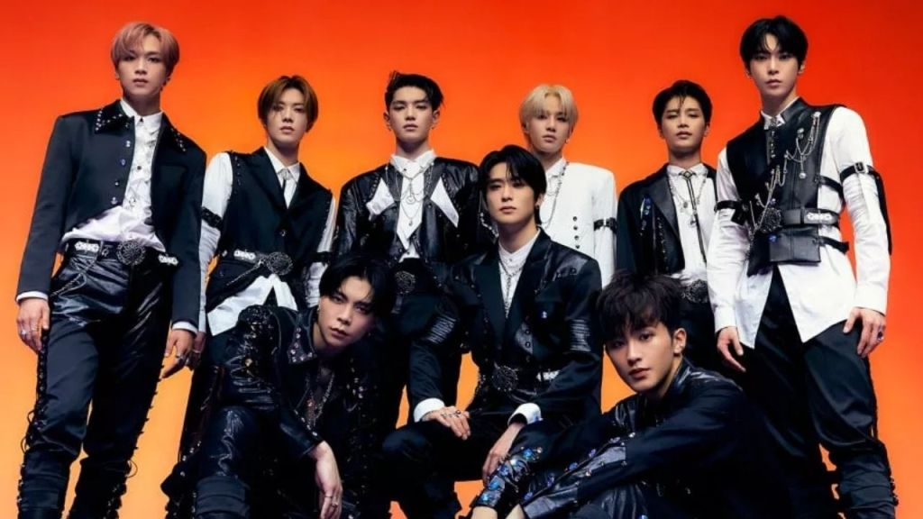 nct 127 enters uk top 40 with sticker