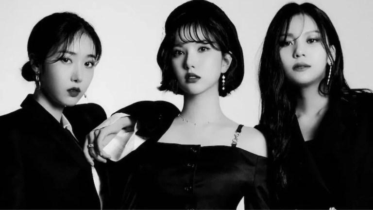 gfriend members to debut as a trio