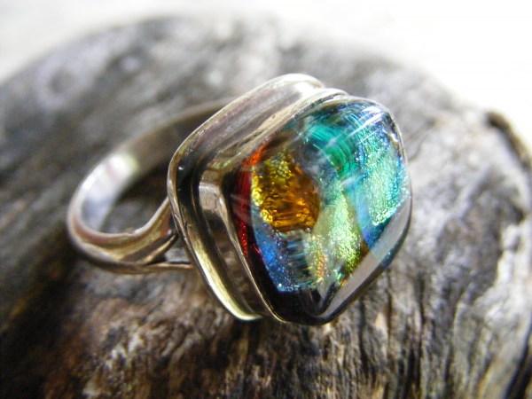 Foil Resin Ring