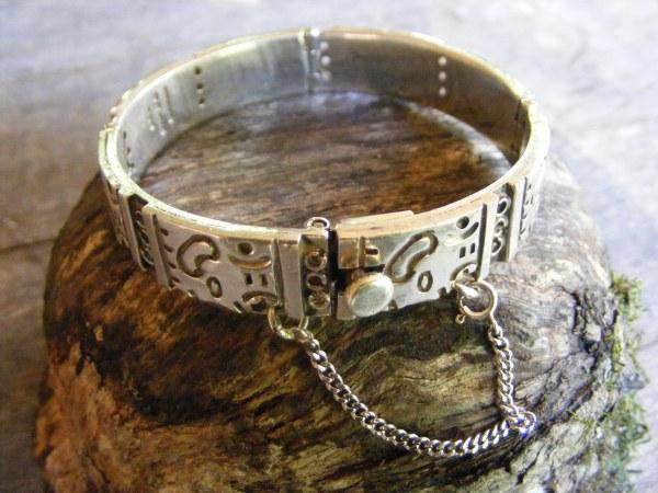 Tribal Bracelet – Vintage Mexican