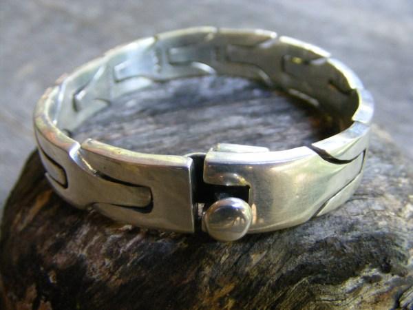 Y Link Bracelet – Vintage Mexican