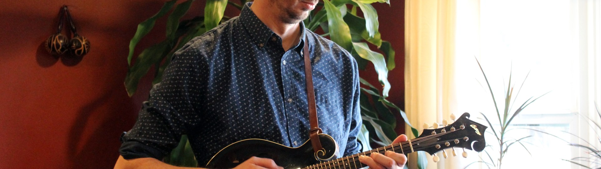 Chad Fisher: Fort Collins Bluegrass Musician and Teacher