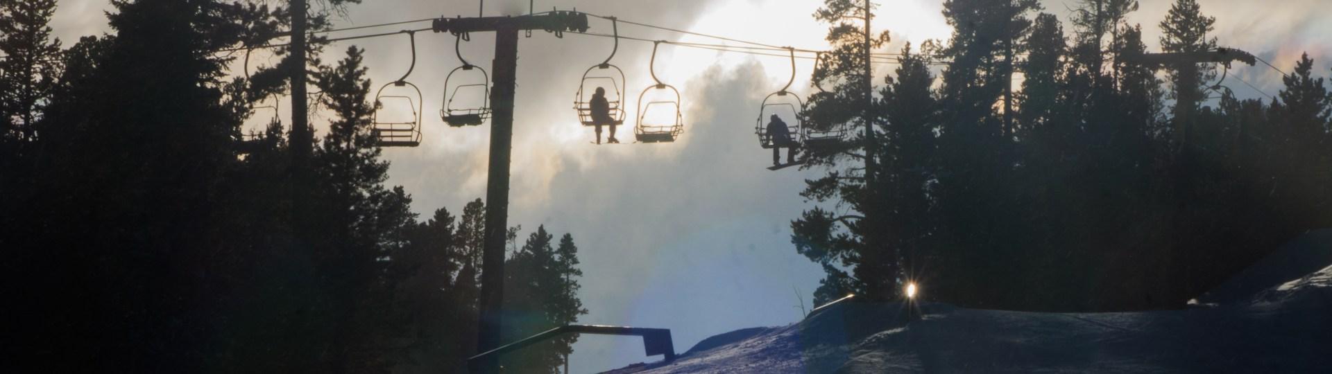 Learning to ski – Eldora