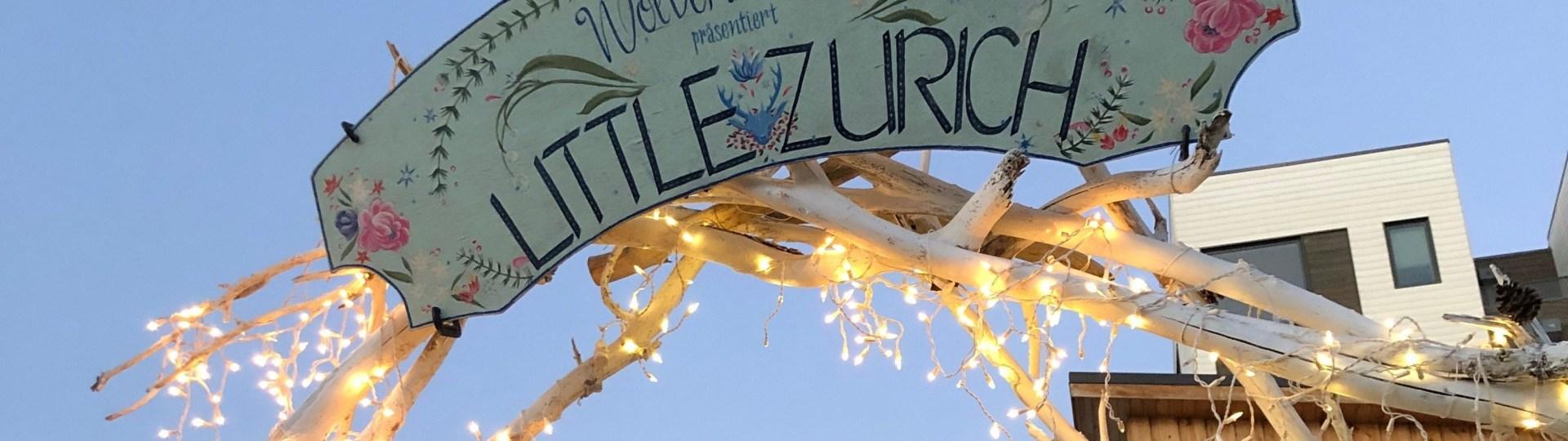 Little Zurich: An Open-Air Holiday Market in Fort Collins