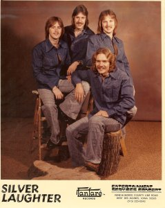 From Left: Mick, Ken, Jon and Paul (seated)