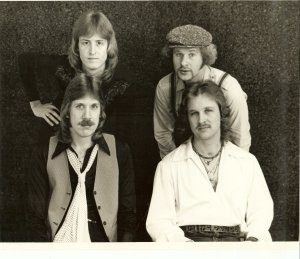 Here is one of the last photos of Silver Laughter. Top left: Mick Orton, Kim LudtkeBelow: Ken Wiles, Jon Ludtke