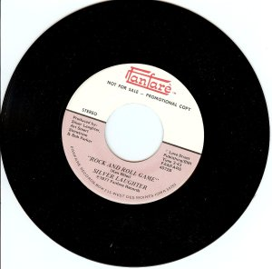 """Rock and Roll Game"" was written and sung by Ken Wiles and was the B side to ""Lover""."