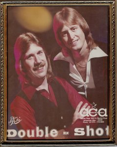 Double Shot Publicity Photo