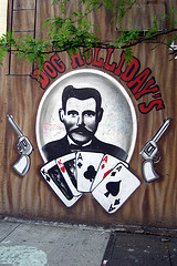 Doc Holliday's - I suspect this saloon exists in Arizona, not Minnesota... but the photo is cool!