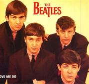 """""""Love Me Do"""" 45 cover"""