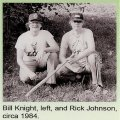 Bill Knight & Rick Johnson