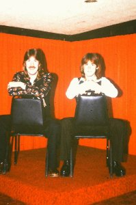 Another Double Shot outtake of Ken and Mick