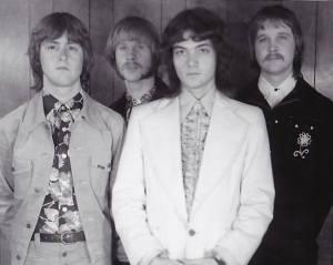 Mick, Kim, Mark and Jon