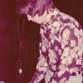 Mick Orton on piano