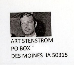 Art Smart Return Address