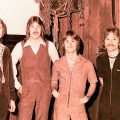 Silver Laughter 1977 - Jon, Ken, Mick and Paul