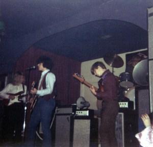 Silver Laughter at Hullabaloo 12-69 - Jon, Steve and John Carstensen