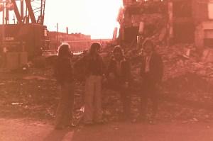 Silver Laughter 1978 - Paul, Mick, Ken and Jon