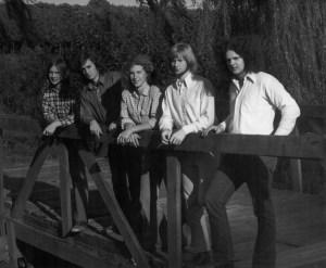 Silver Laughter - Jon Ludtke, John Carstensen, Denny Walton, Kim Ludtke and Steve Elliott