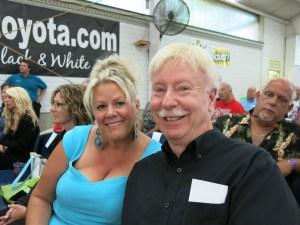 Michelle and Tom Kelley - Tom was the T in TODD