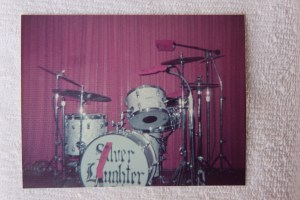 Kim's Old Drums