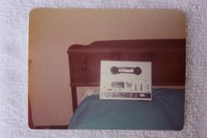 Reel to Reel Tape Deck