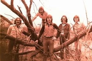 Silver Laughter - Paul, Ken, Jon, Carl and Mick