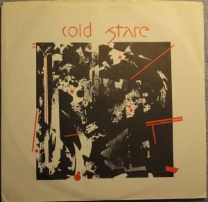 Back Cover - Cold Stare