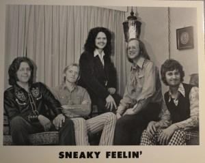 Sneaky Feelin' with Elliott and Carstensen