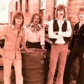 Silver Laughter 1976 - Mick, Paul, Ken and Jon