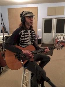 Ricky Zero in the Studio