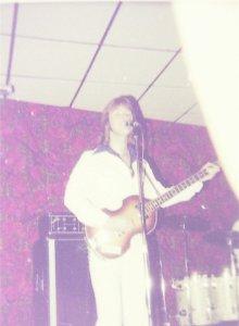 Mick at Koliseum1976