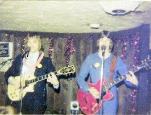 Jon & Ken New Years Eve '77