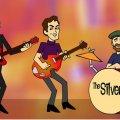 The Silvers - Tom, Mick, Glenn and Ricky