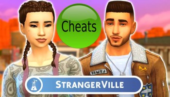 The Sims 4 StrangerVille 1 50 67 1020 + Any DLC and