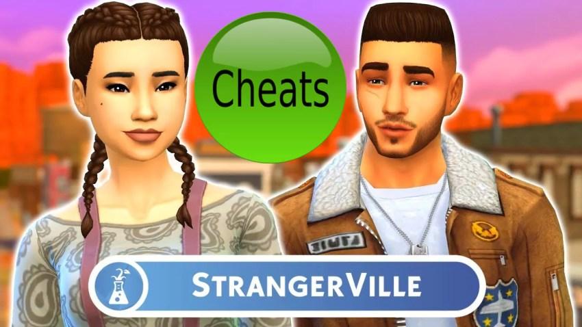 StrangerVille Cheats