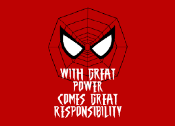 great power great responsibility