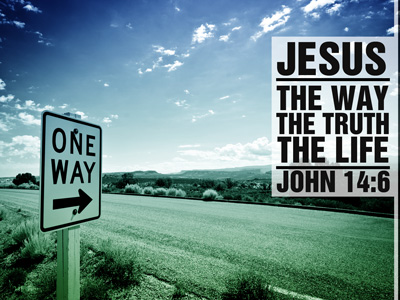 jesus the way truth and life