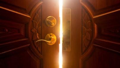 doorway to the divine