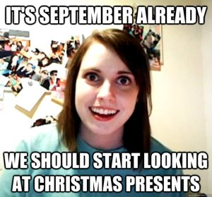 Christmas in September