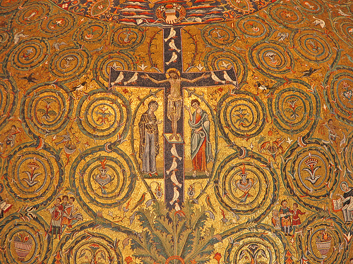Cross as the New Tree of Life
